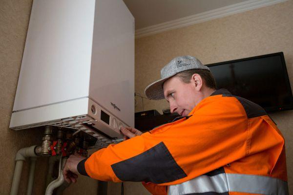Сервисное обслуживание газ. колонки