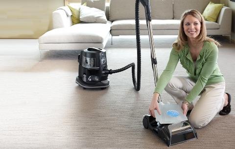 Разборка моющего пылесоса и ремонт
