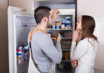 Что делать если не отключается холодильник
